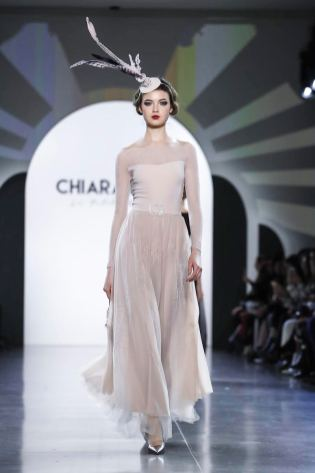 Chiara Boni La Petite Rose, Fashion Show, Ready To Wear Collection Fall Winter 2018 in New York Kasey Ma TheStyleWright NYFW