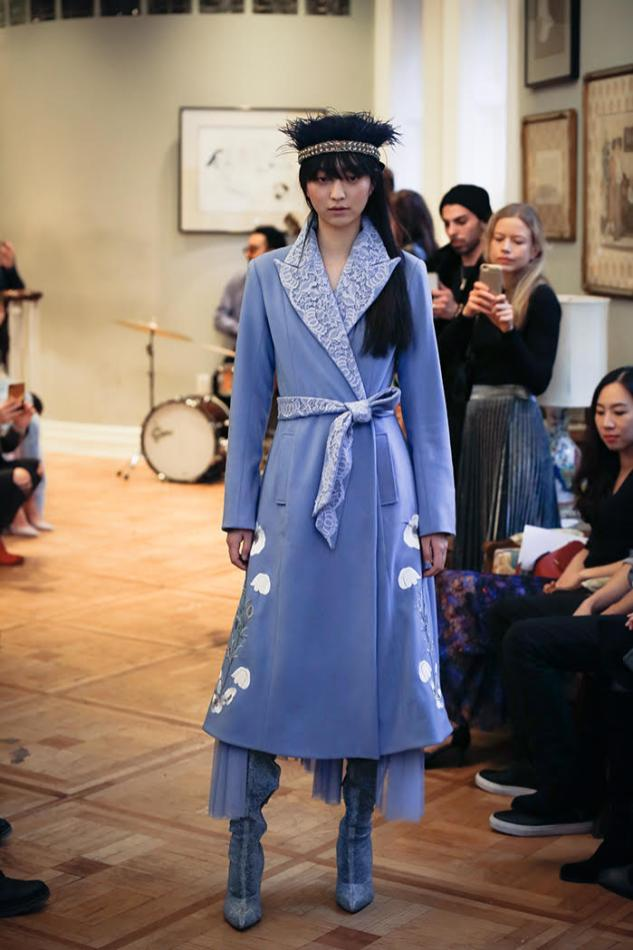 Kasey Ma TheStyleWright Yuna Yang NYFW 2018