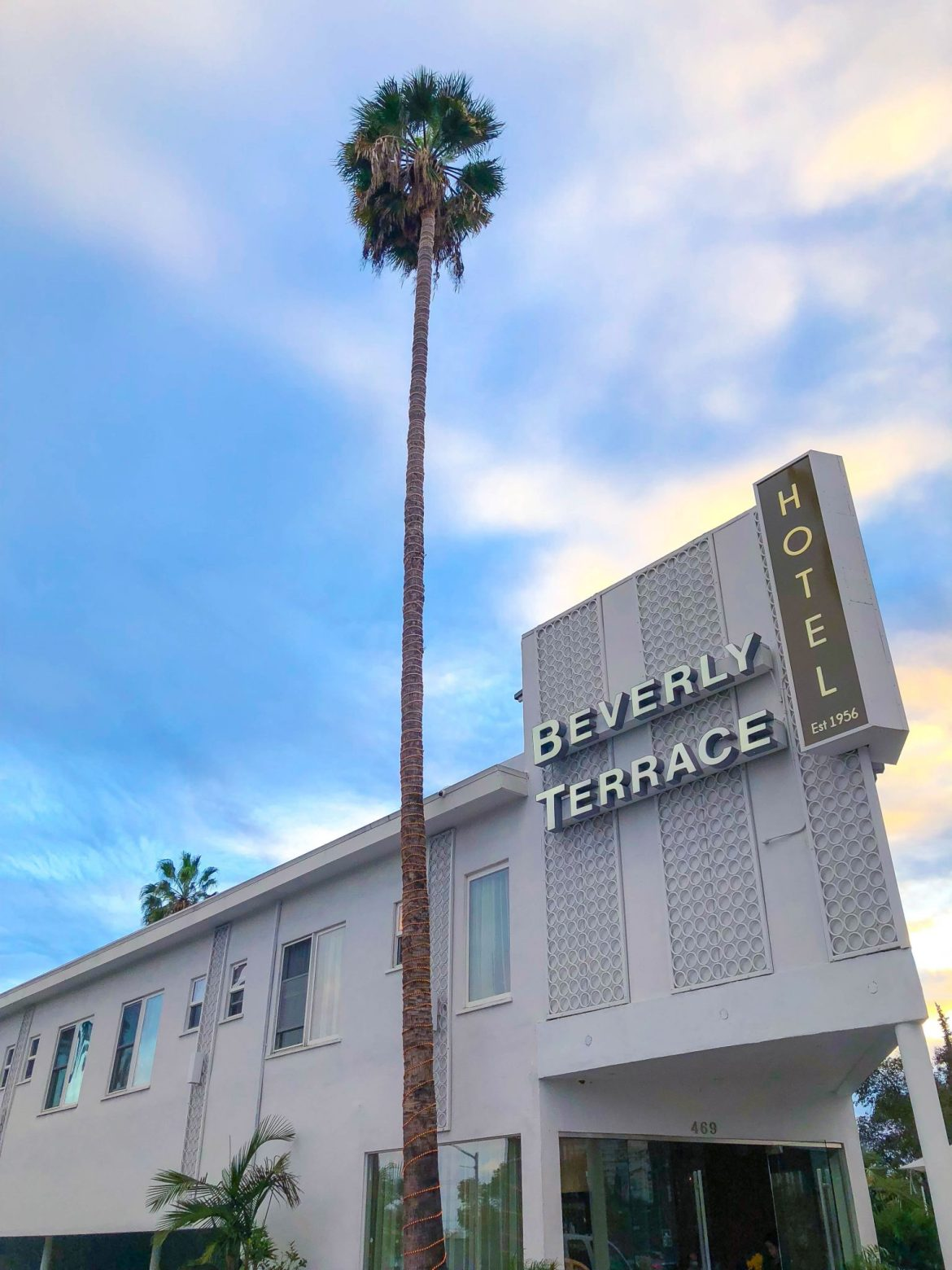 Beverly Terrace Hotel Los Angeles Kasey Ma TheStyleWright LA Travel