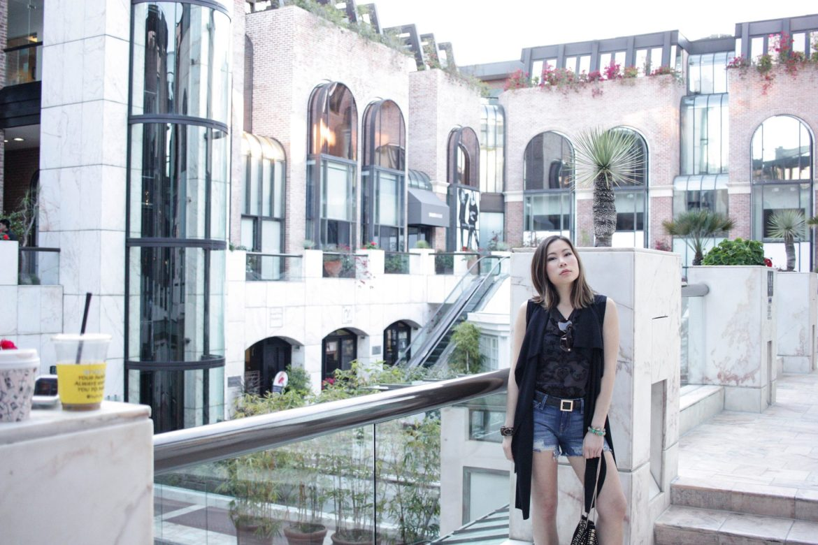 RodeoDrive Kasey Ma TheStyleWright LA Travel