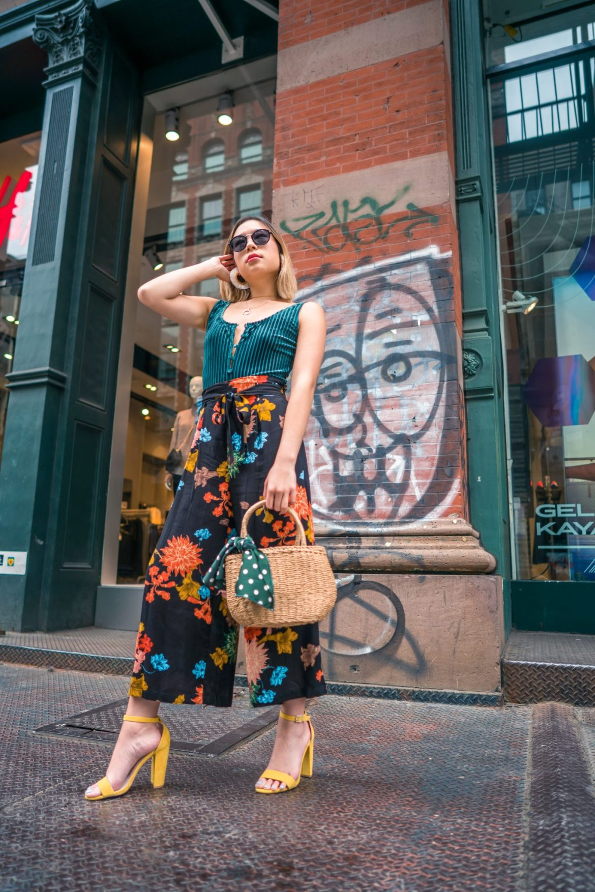 shein nyfw new york fashion week kasey ma 2018 thestylewright popup manhattan fashion