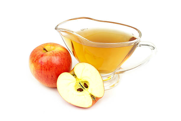 Apple cider vinegar aids with acne skincare