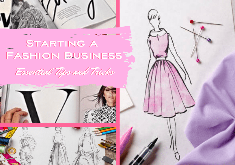 How To Start A Fashion Design Business The Stylewright
