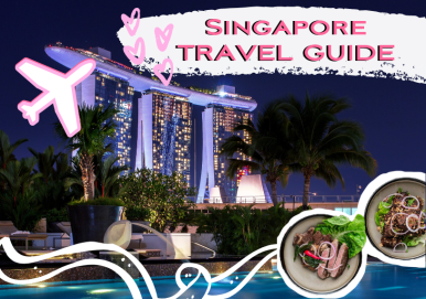 Kasey Ma of TheStyleWright talks about a Singapore Travel Guide