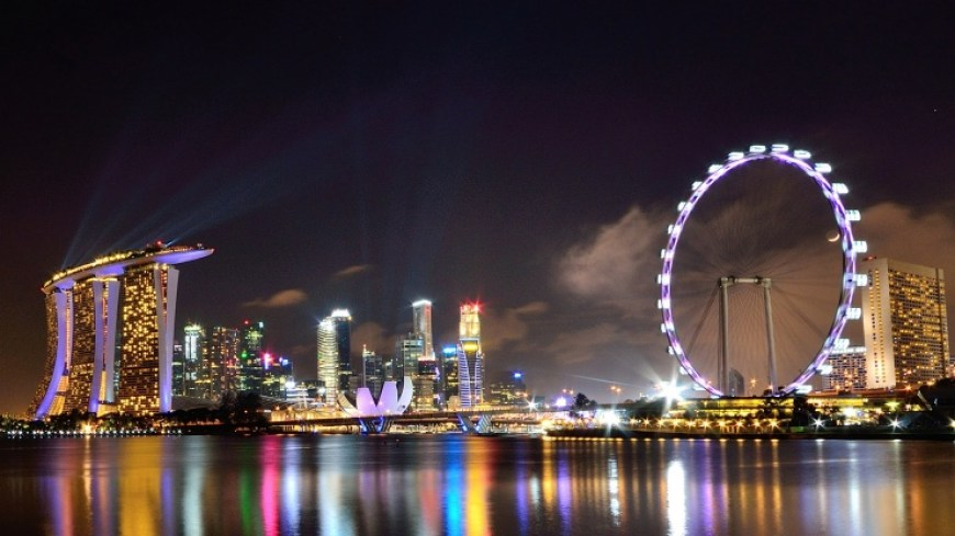 kasey ma of thestylewright Ride the Singapore Flyer
