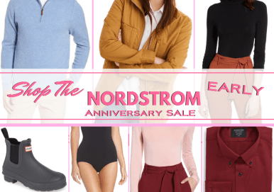 Shop the Early Nordstrom Anniversary Sale 2019 Blog