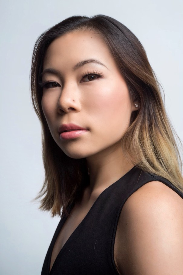 Kasey Ma of TheStyleWright's Audition Headshot