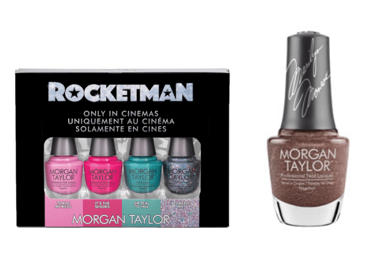 Morgan Taylor Rocketman Nail Polish that Kasey is sending for her Beauty Giveaway