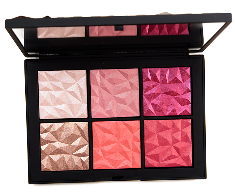 Nars cheek palette in Hot Tryst that Kasey is sending for her Beauty Giveaway