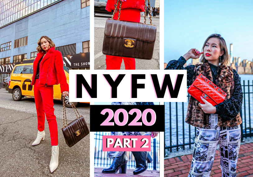 Kasey Ma's last 2 looks of NYFW 2020
