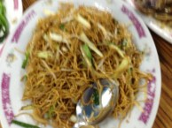 Typical yummy noodles...