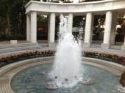 A little more fountain...