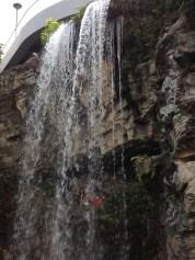 Fantastic fountain...
