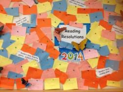 Reading resolutions