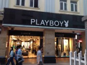"""Randomly walked down """"fashion street"""" and noticed this fashion store."""