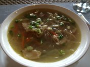 Simple soup, yummy