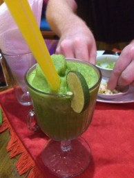 Went back to same restaurant, second night, got the same drink, YUM