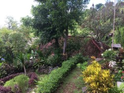 Beautiful areas, well cared for
