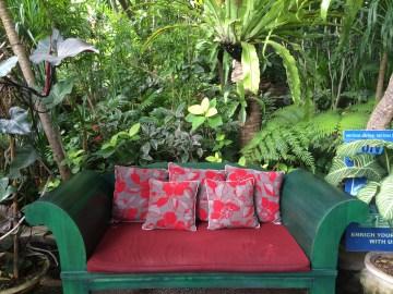 Inviting seating