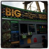 Enjoyed trying out the food market- Downtown by OHSU