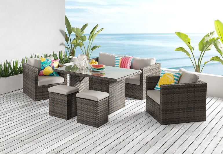 Amart Summer Outdoor Furniture The Styling Mama