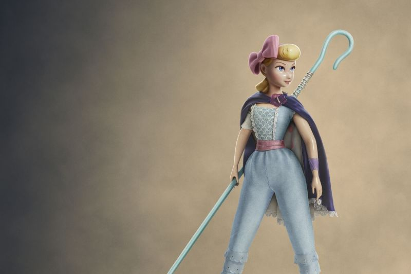 Toy Story 4 Review Bo Peep_The Styling Mama