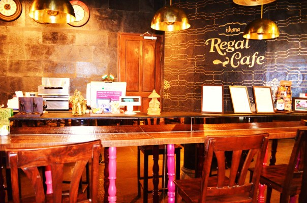 Ishana Regal Cafe