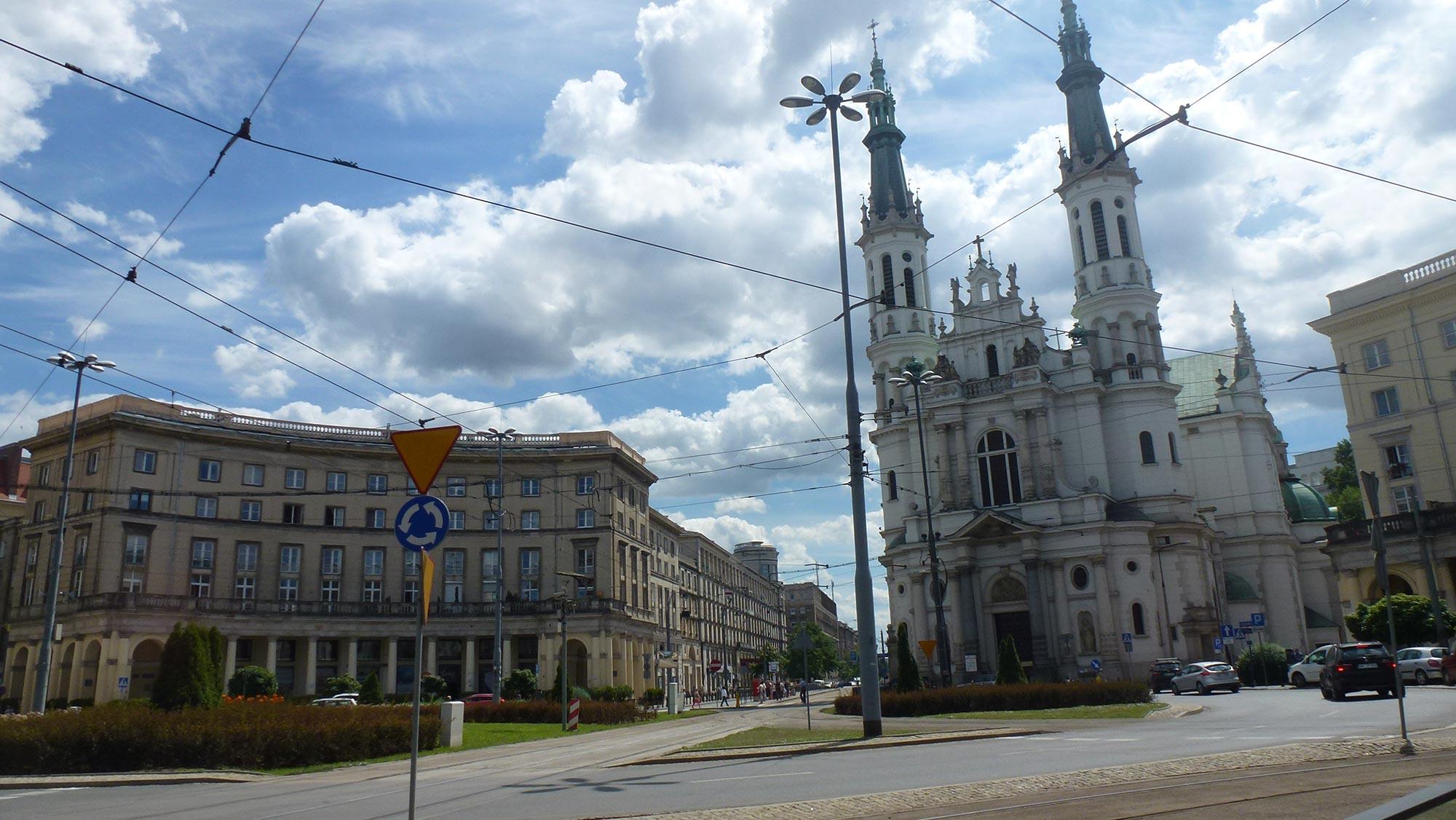 Giorno 7 : Varsavia