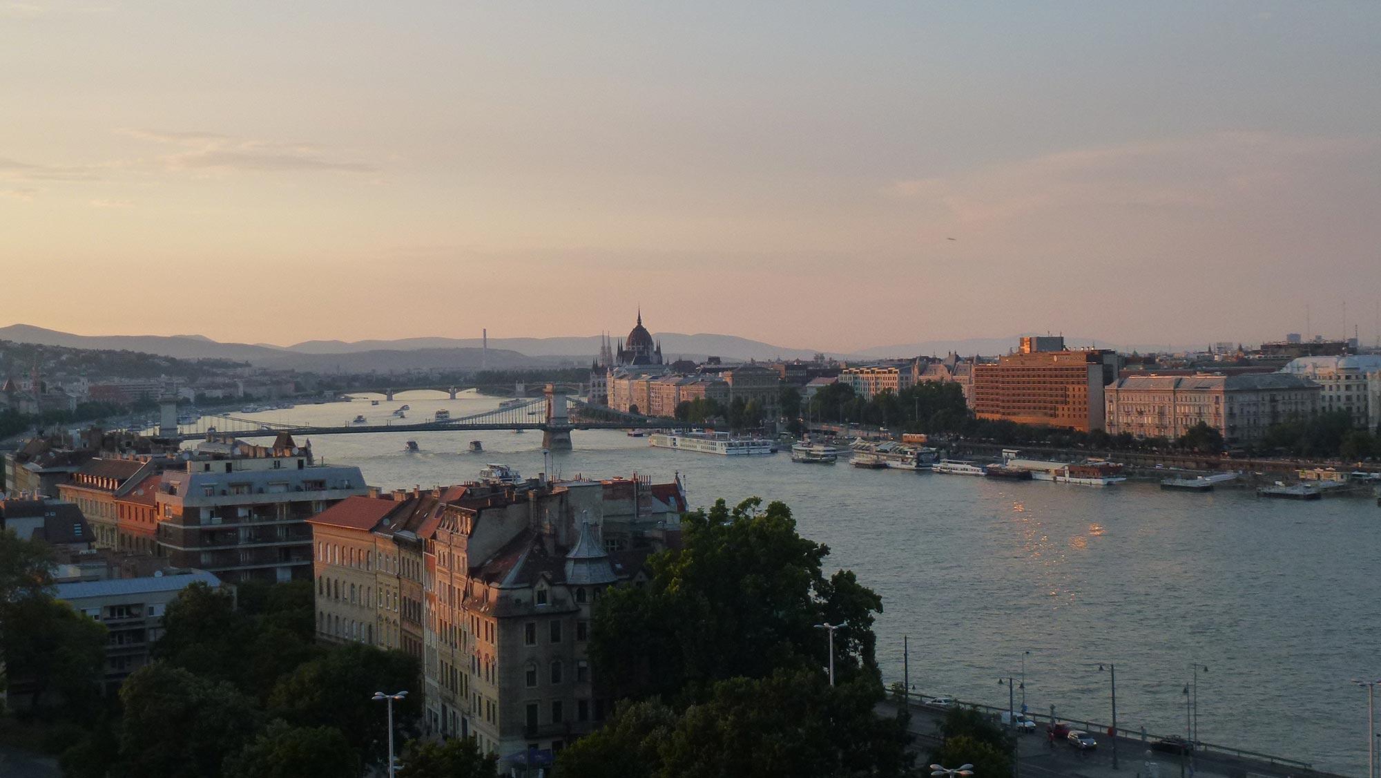 Giorno 3: Budapest