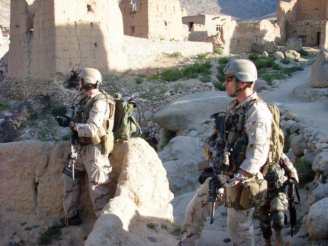 Valle di Shok, Afghanistan, 2008/ Sgt David N. Gunn