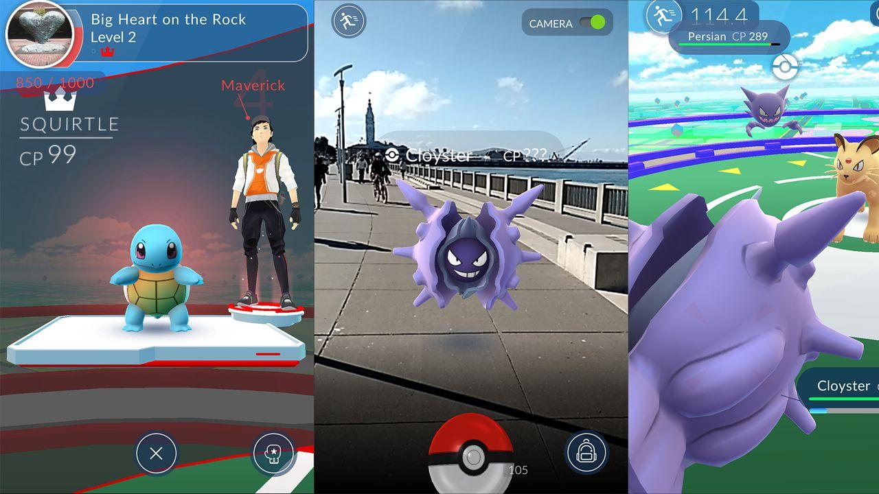 Nessuno è immune dalla psicosi Pokémon Go