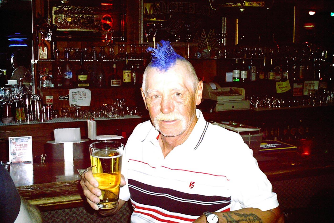 Il punk non è morto, è solo invecchiato male