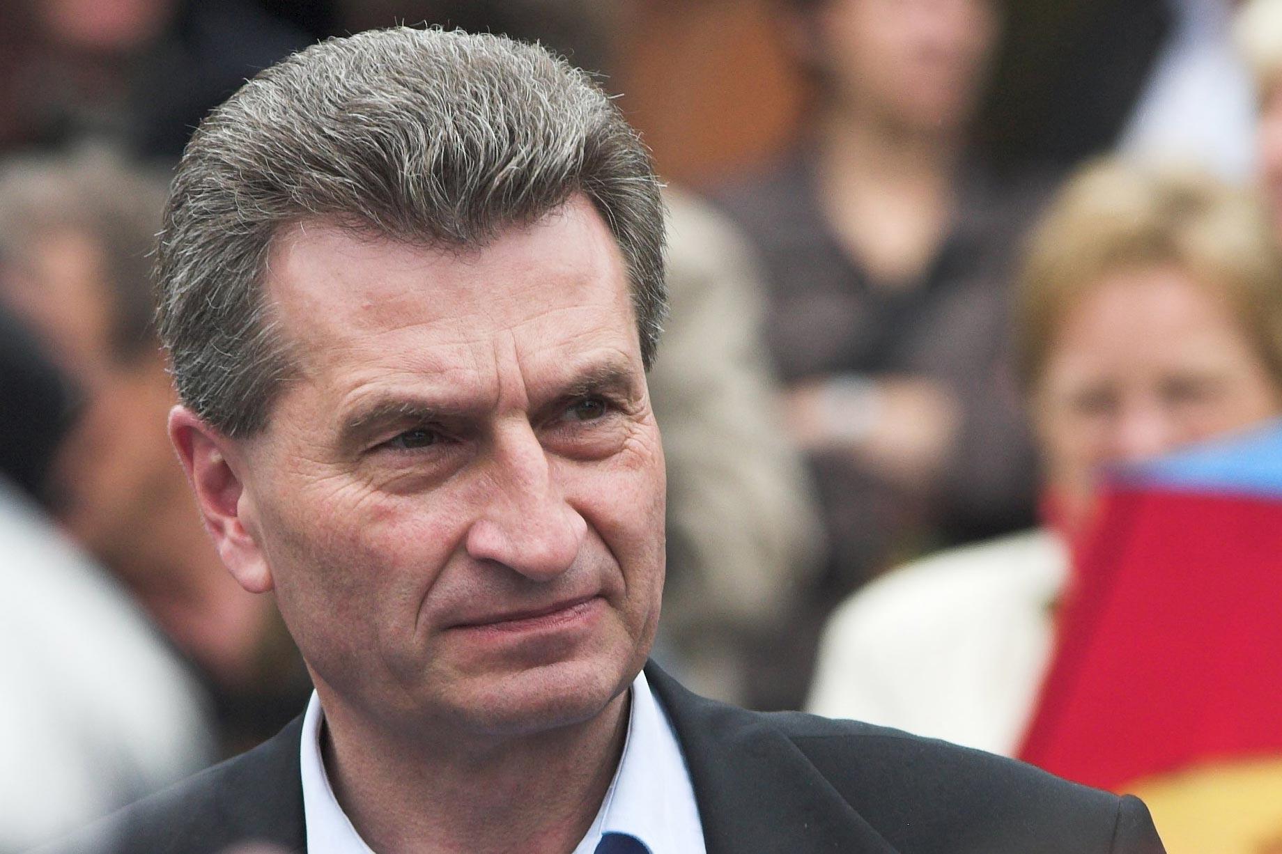 I dolori del giovane Oettinger