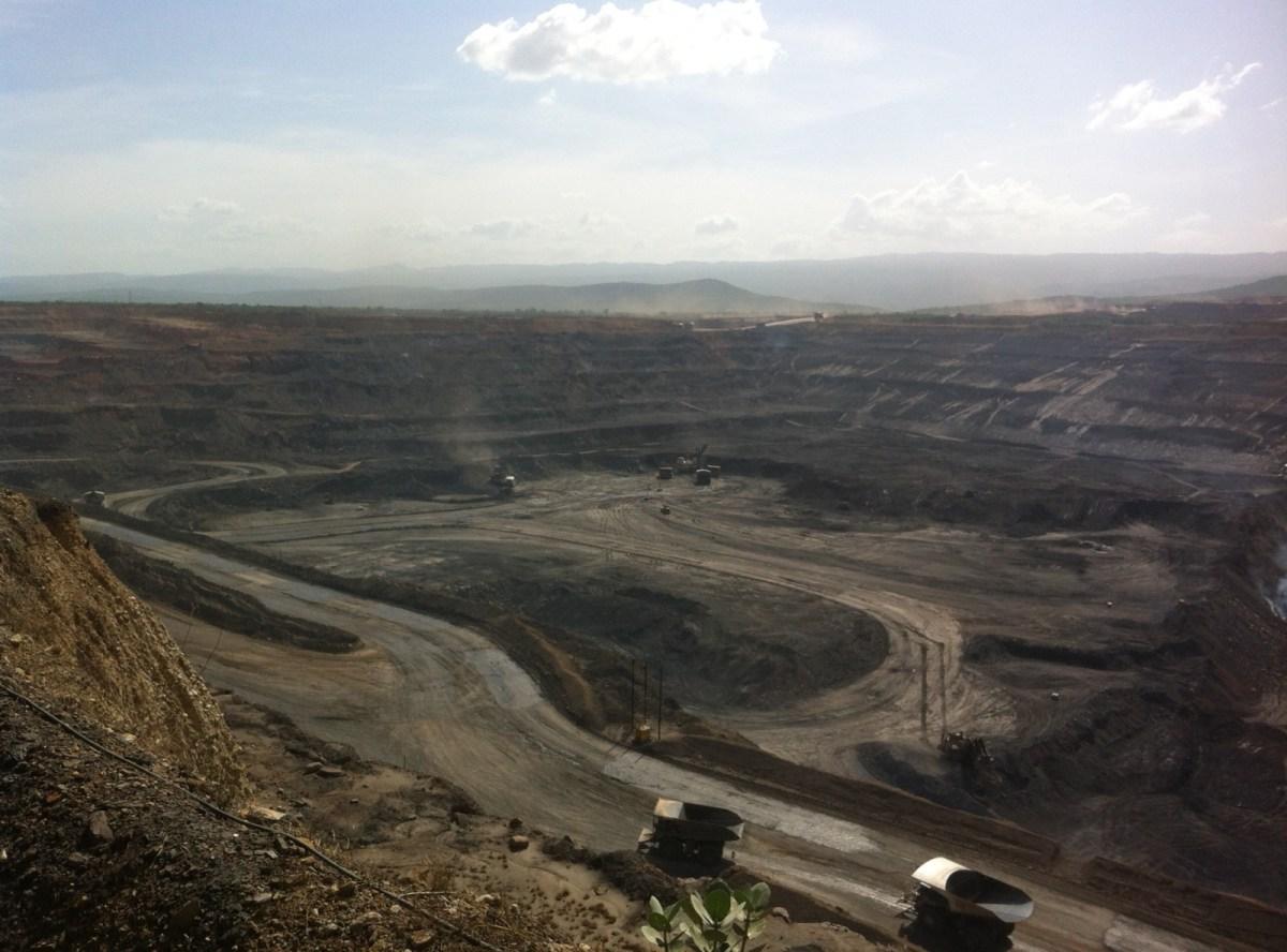 La miniera di carbone di Cerrejon / Carter Global Health Fellowship