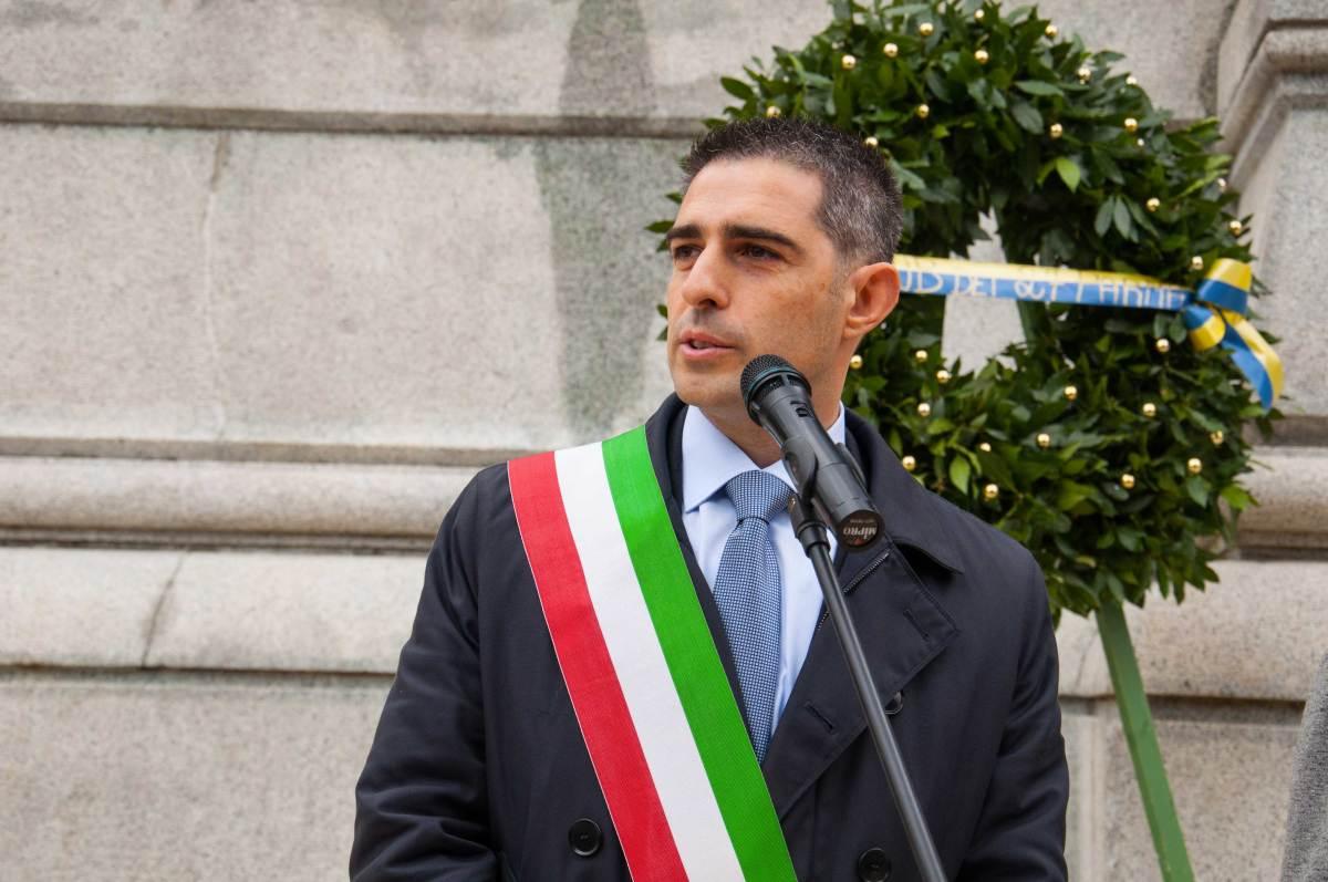 Federico Pizzarotti, sindaco di Parma dal 2012.