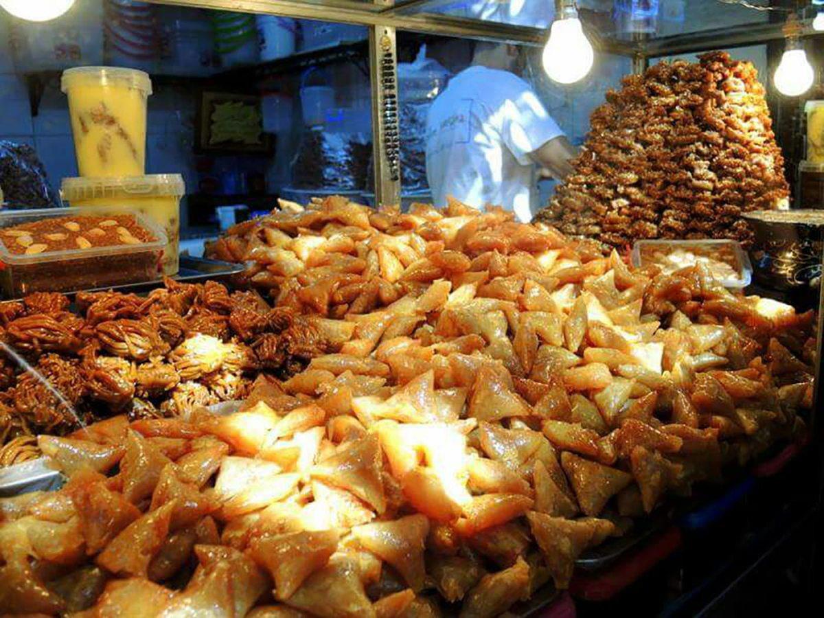 Dolce tipico della festa del Ramadan