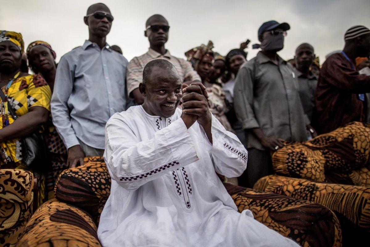 Adama Barrow, il nuovo Presidente del Gambia