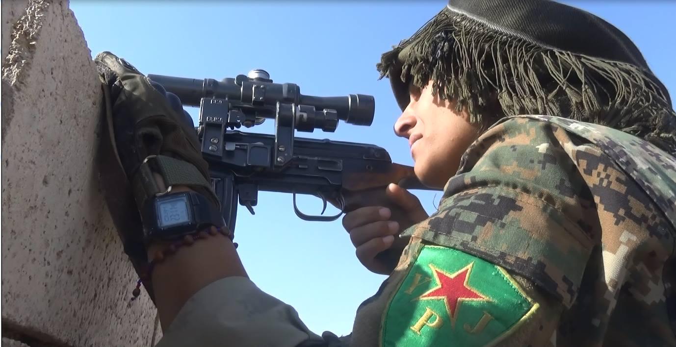 Raqqa e burattini