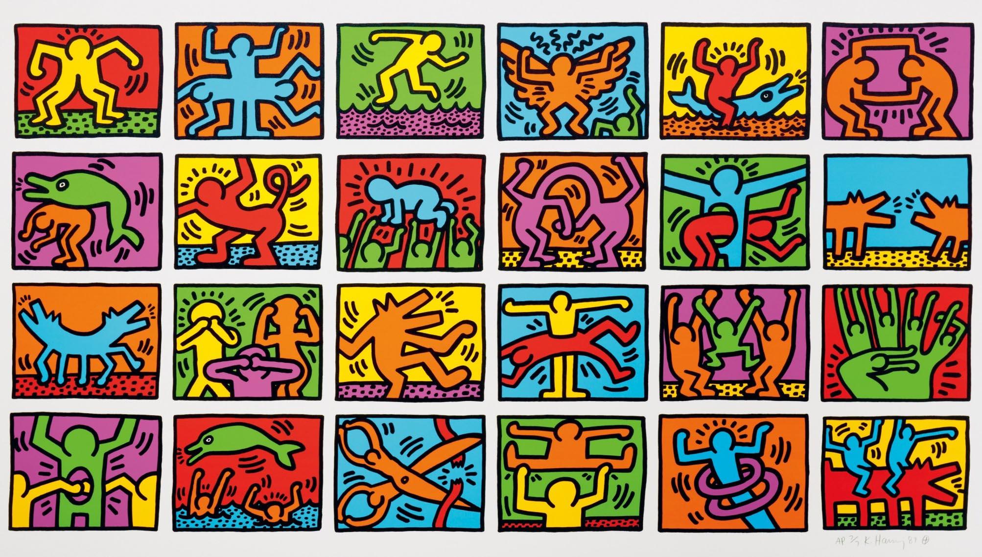 Capire Keith Haring