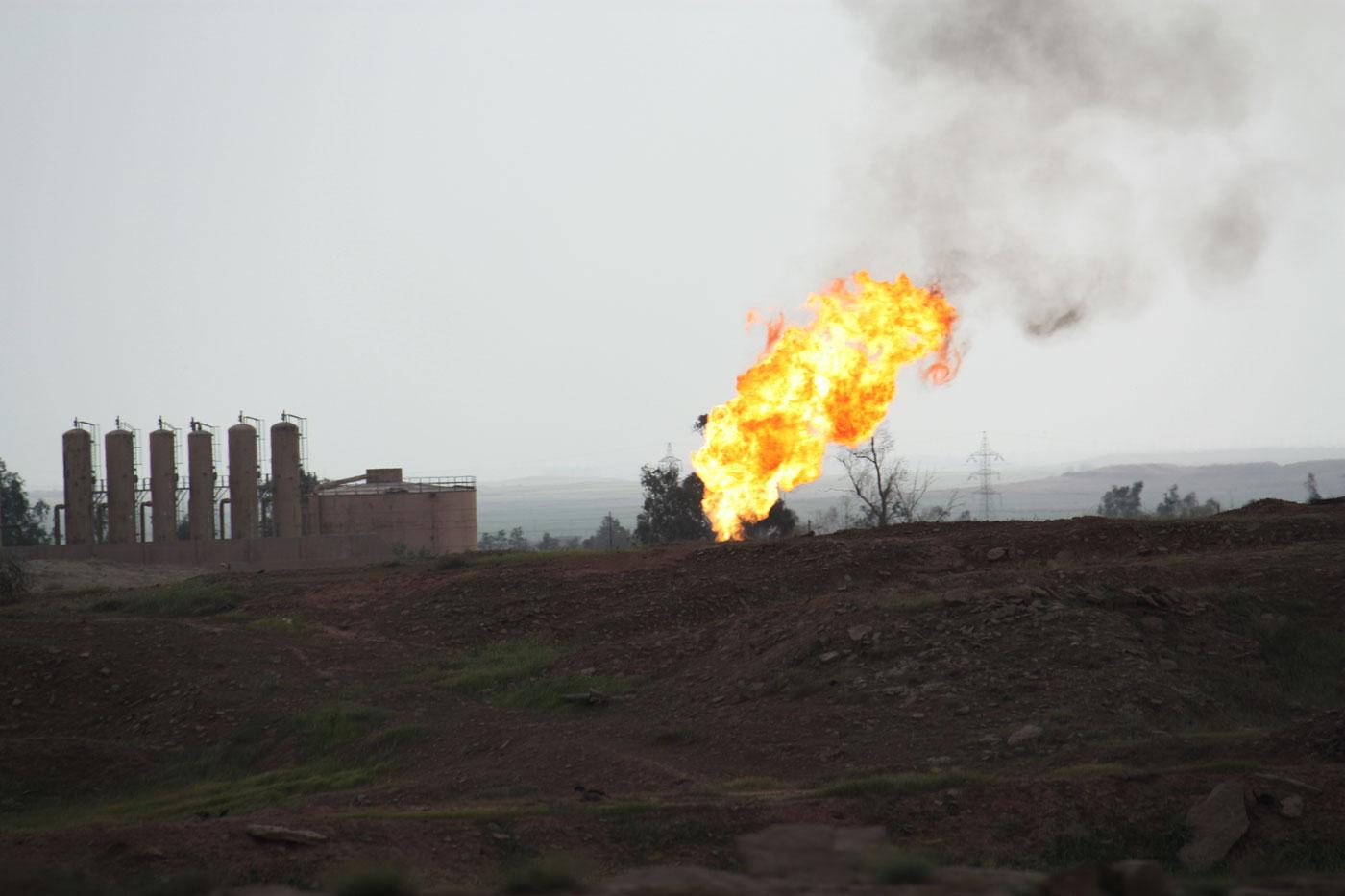 <em>Eco</em><br /> Il petrolio del Kurdistan