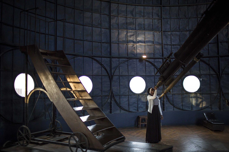 <em>Space Women</em> in mostra al Museo della Scienza