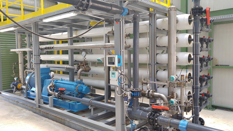 Che cos'è e come funziona il dissalatore a osmosi inversa di Ustica