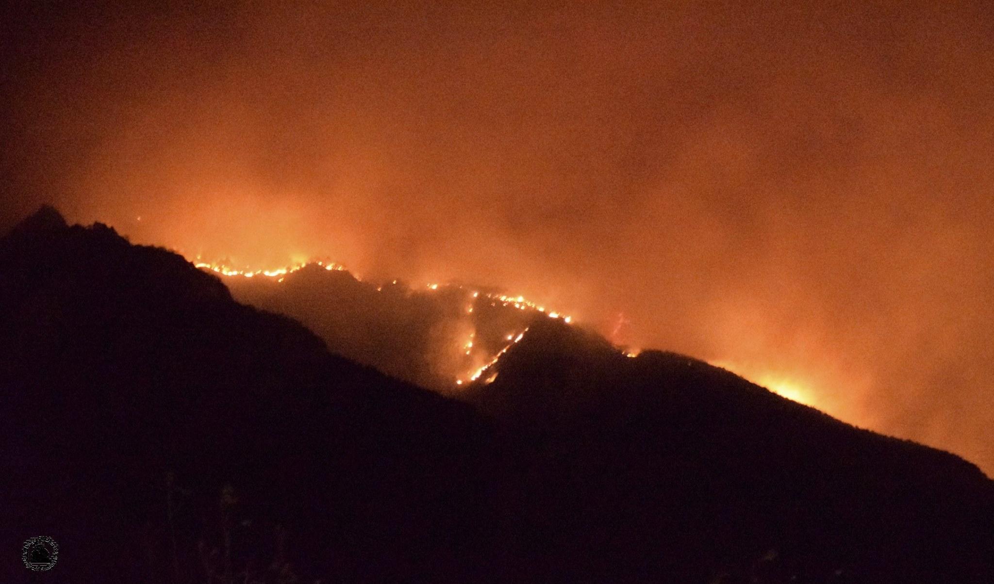Abbiamo mappato gli incendi che stanno devastando il Piemonte