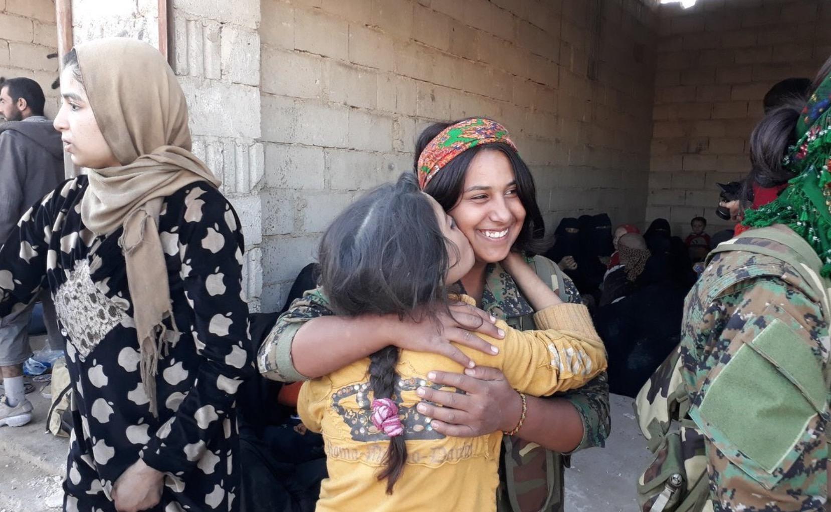 <em>Hello, World!</em> <br />La liberazione di Raqqa