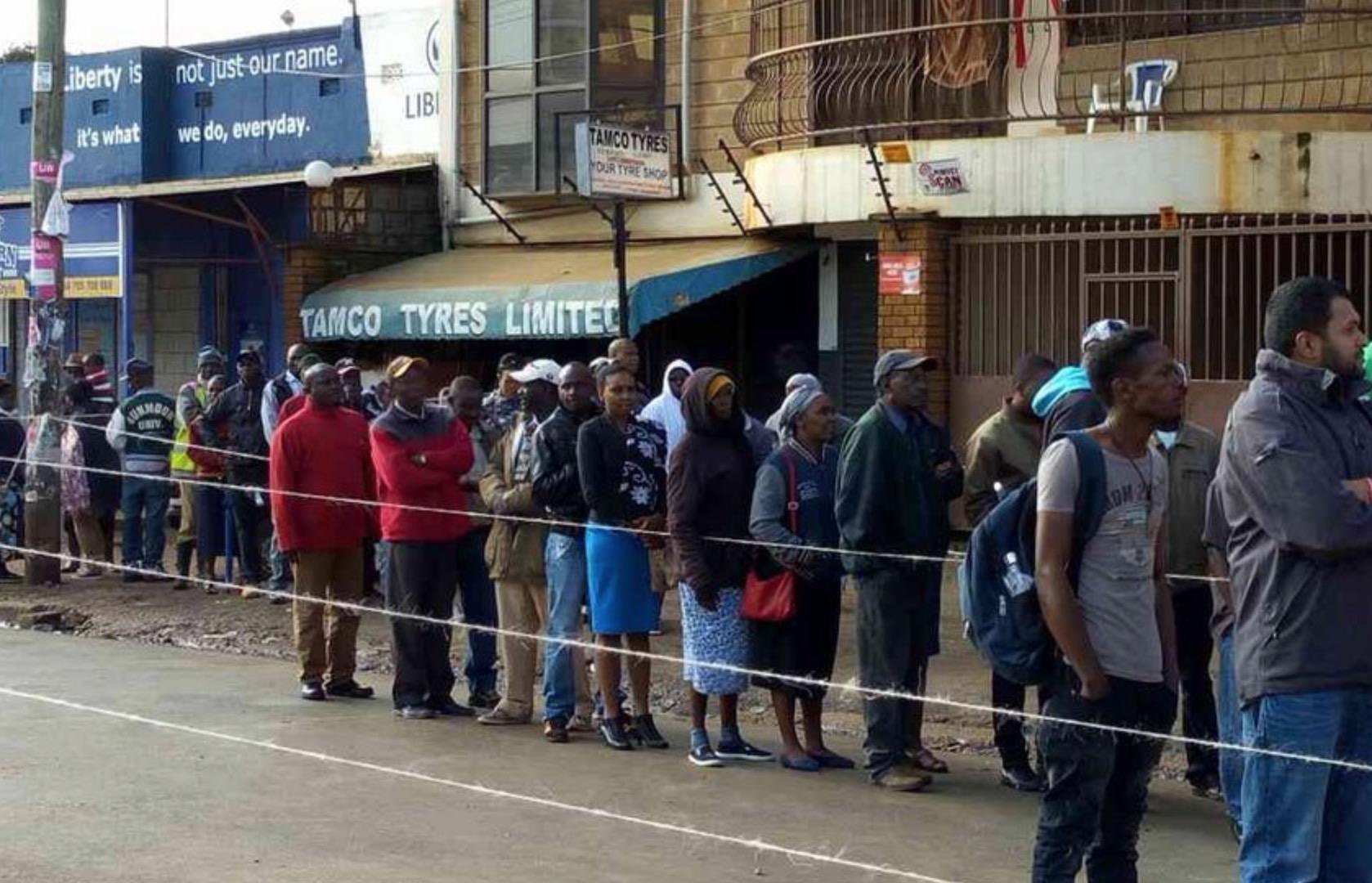 <em>Hello, World!</em> <br />Il déjà vu delle elezioni in Kenya