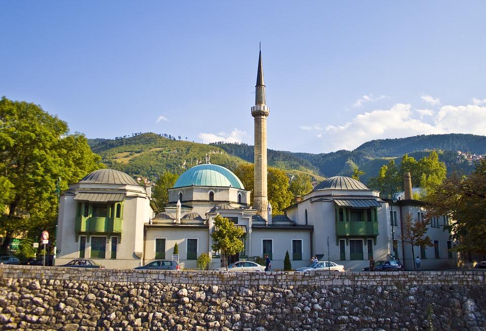 La moschea dell'Imperatore, Sarajevo