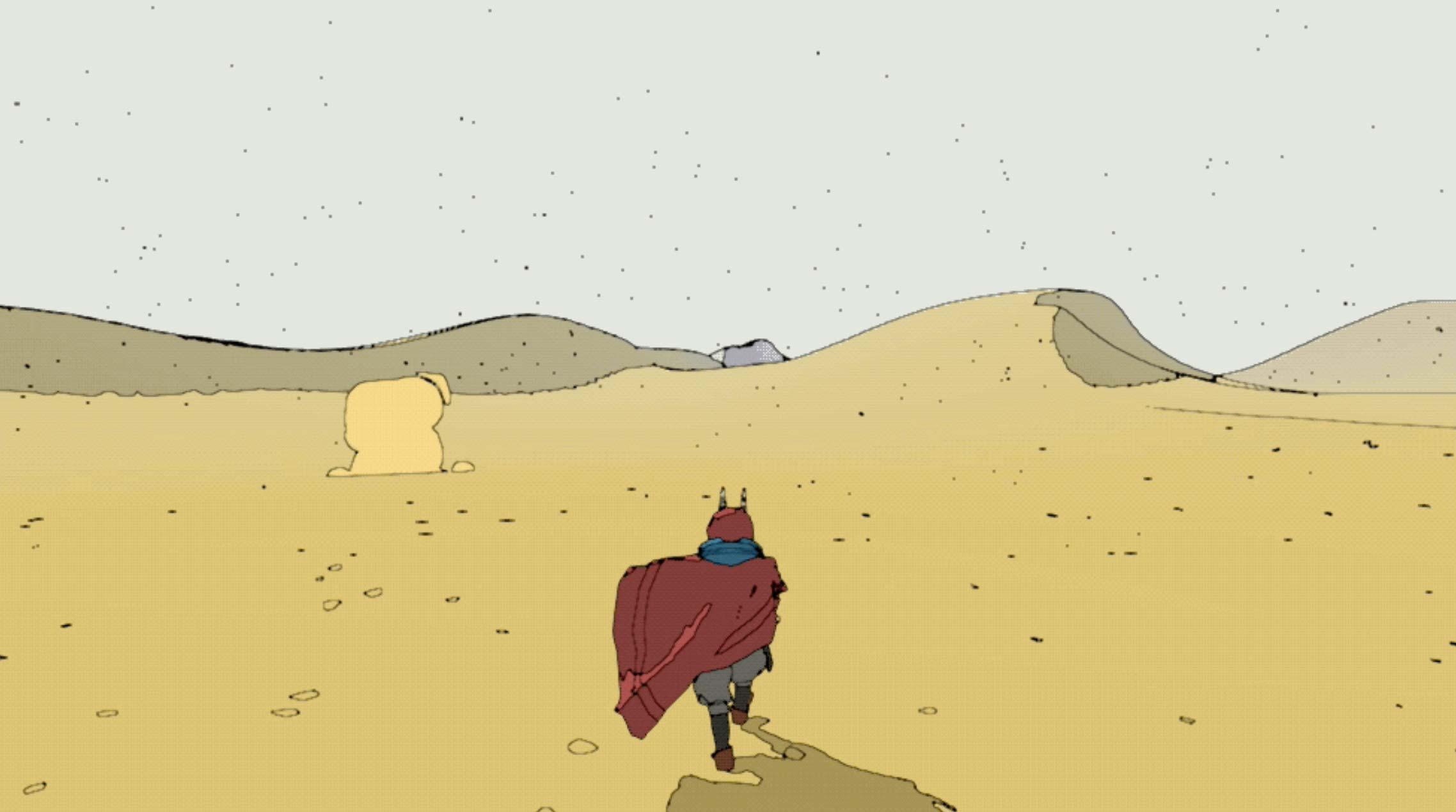 Se i fumetti di Moebius diventano videogioco