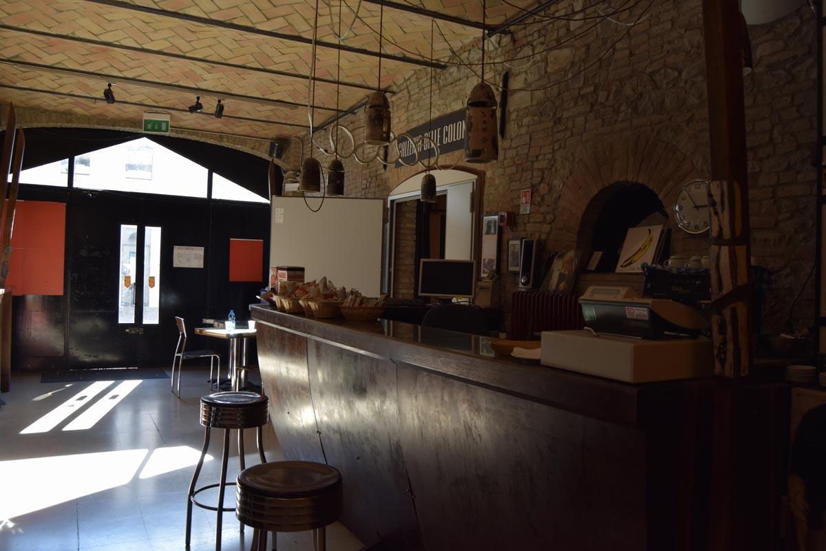 Il bar del cinema Edison, Parma