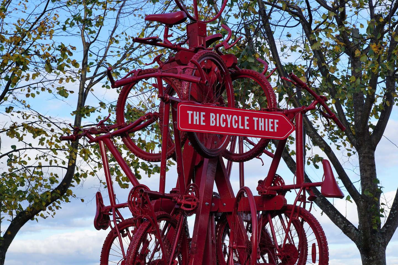 Come si contrastano i furti di biciclette, in tutta Italia