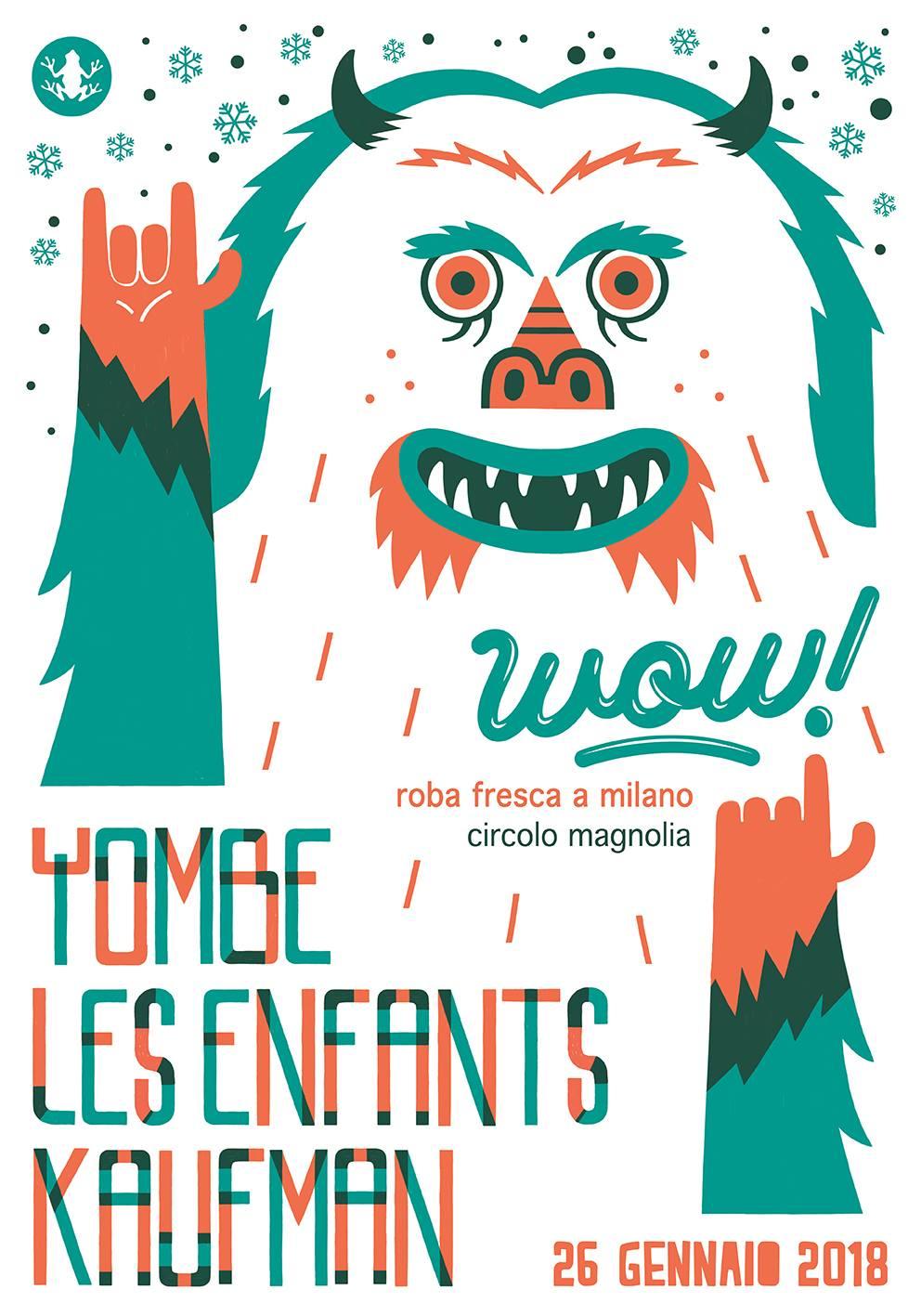 L'illustrazione di Silvia Mauri per il prossimo Wow!